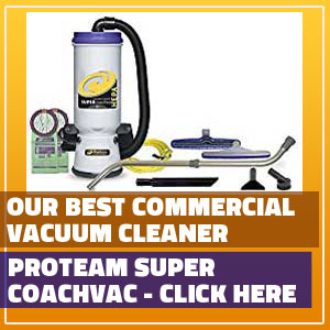 Top 5 Best Commercial Vacuum Cleaner Reviews 2020 Winners