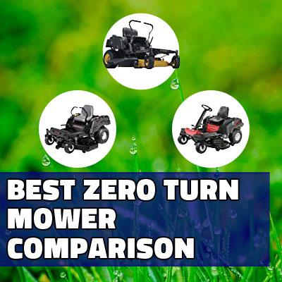 Best Zero Turn Mower Reviews 2019: Comparison Chart [WINNERS]