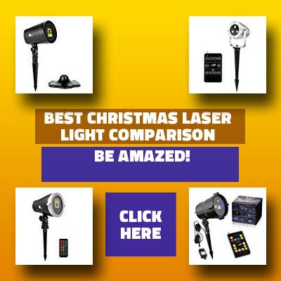 Best Laser Christmas Lights Comparison